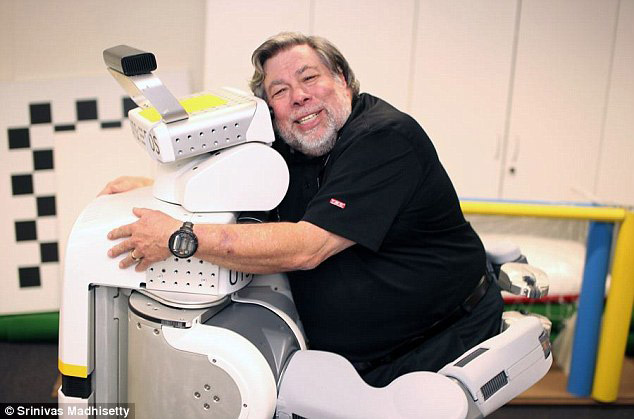 Steve Wozniak will be immortalized in Madame Tussauds