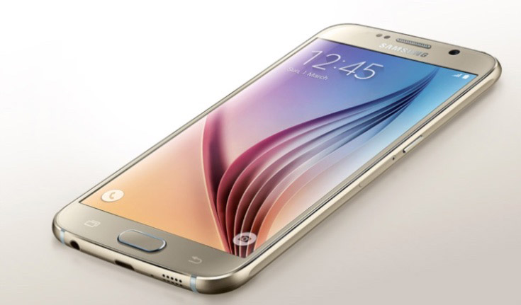 Analysts have reduced forecasts for sales of the flagship Samsung Galaxy S6
