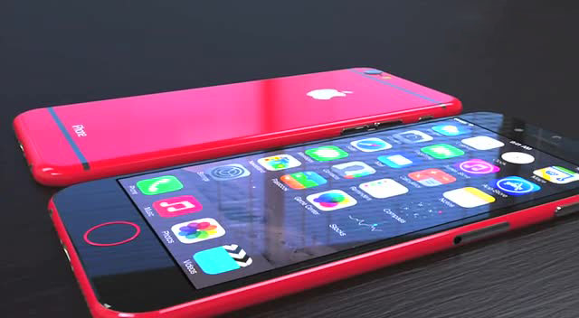 The Designer Showed A Concept 4 Inch IPhone 6c Video