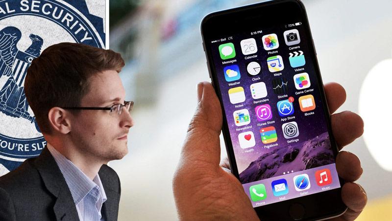 Crean tecnología iPhone contra espías