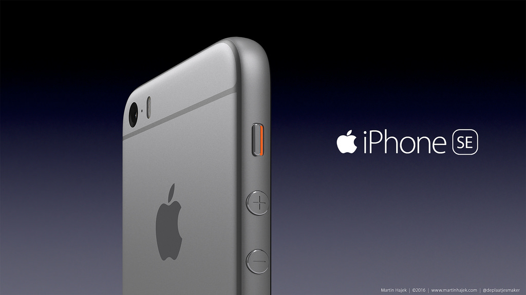 Presented The Concept Of IPhone Pro 7 And SE Based On Latest Leaks