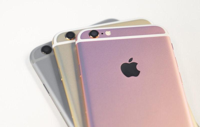 7 iphone фото цвета
