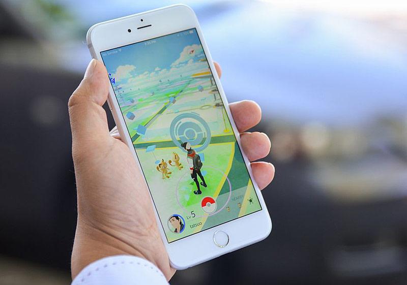 Pokemon go iphone 5c