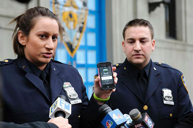 The NYPD can't hack 423 iPhone, contain crucial evidence