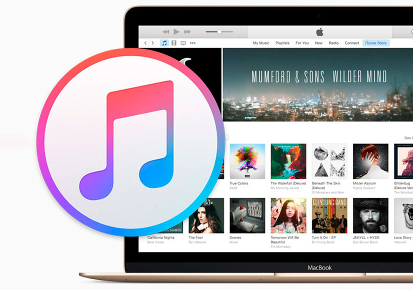 12.5.3 iTunes became available for download on Mac and Windows