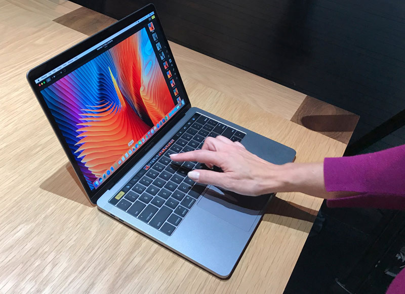 "Is there enough performance AMD Radeon ""professional"" MacBook Pro"