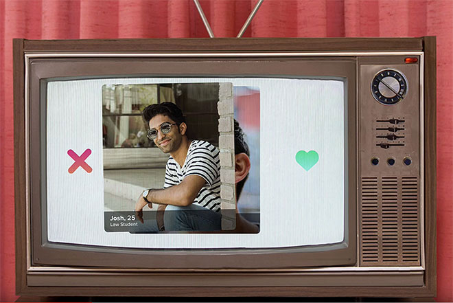 Popular service for Dating Tinder became available on Apple TV [video]
