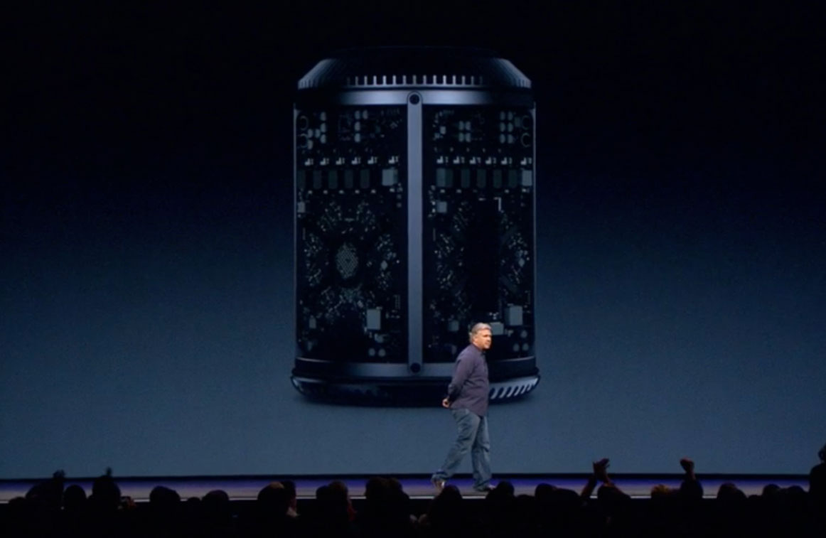 Tim cook reassured Mac users: we will not waver from release desktops