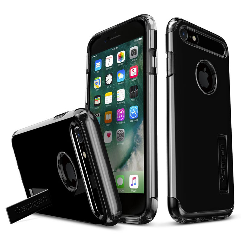 Top 7 covers Spigen (SGP) for the iPhone 7 and 7 Plus