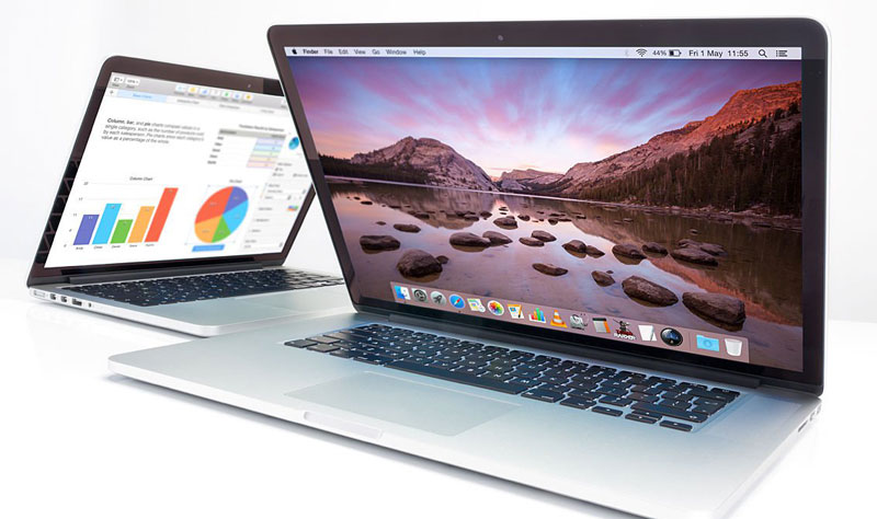 Top major differences between Mac and Windows-PC