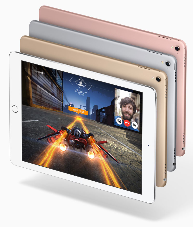 "Apple may reconsider the timing of the release of ""frameless"" iPad due to problems with the transition to 10-nm process technology"