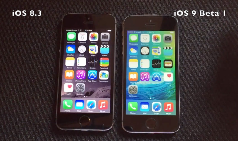 Updating iphone 5s to ios 8 3