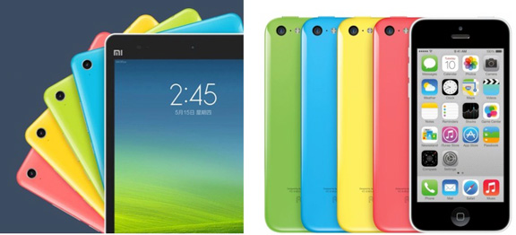 Xiaomi about the accusations of stealing ideas: all smartphones like iPhone [video]