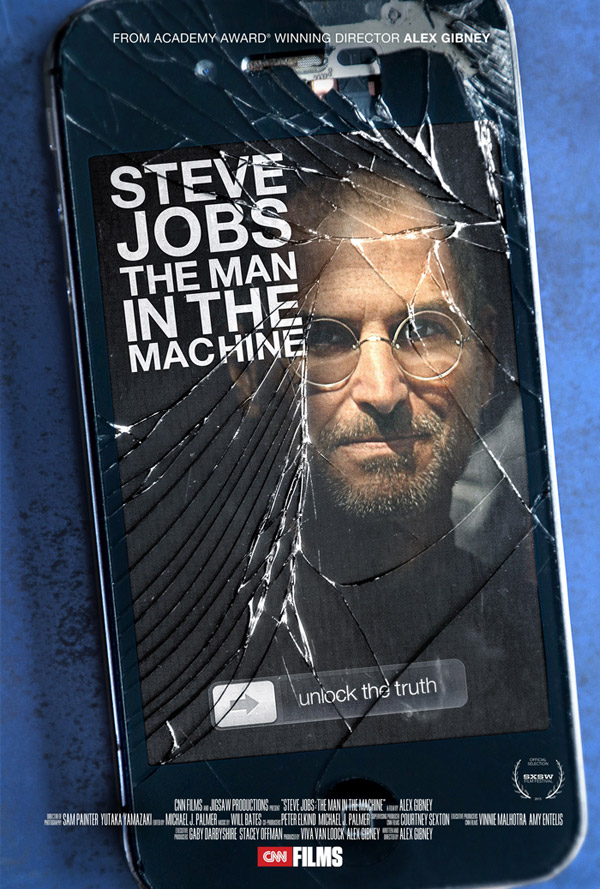 "The first trailer for the provocative film ""Steve jobs: the man in the car"" [video]"