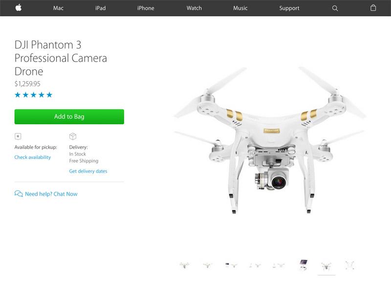 avis drone action