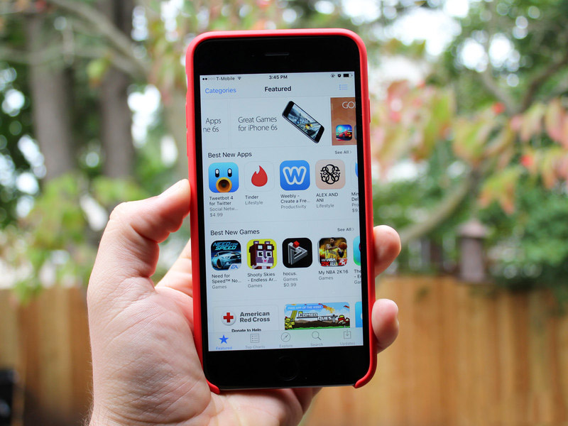 Apple began to remove missing App Store in the games from