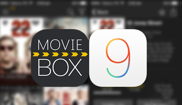 App to view torrents without jailbreak Moviebox added support for