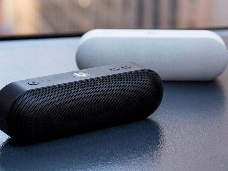 Apple Introduced In Russia Wireless Beats Pill Speaker With