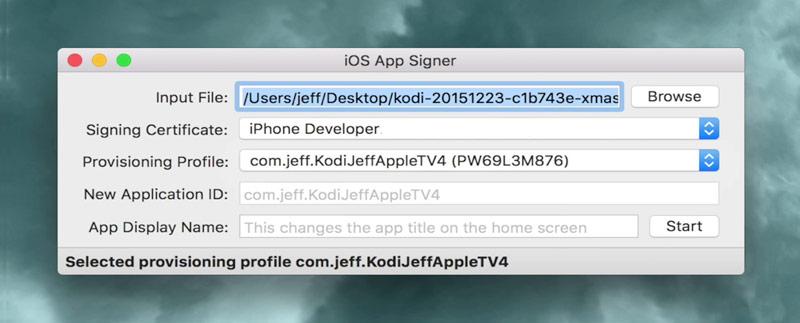 How to install Kodi on Apple TV 4