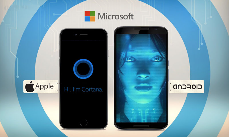 Voice assistant Cortana from Microsoft is now available on iOS and