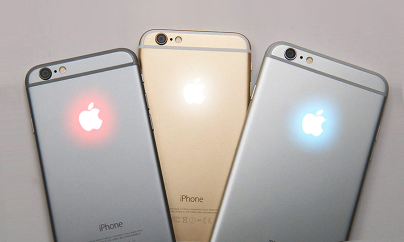 How To Install Glowing Apple On The Iphone 6s And Iphone 6s Plus