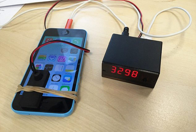 wie kann ich ein iphone 6s hacken
