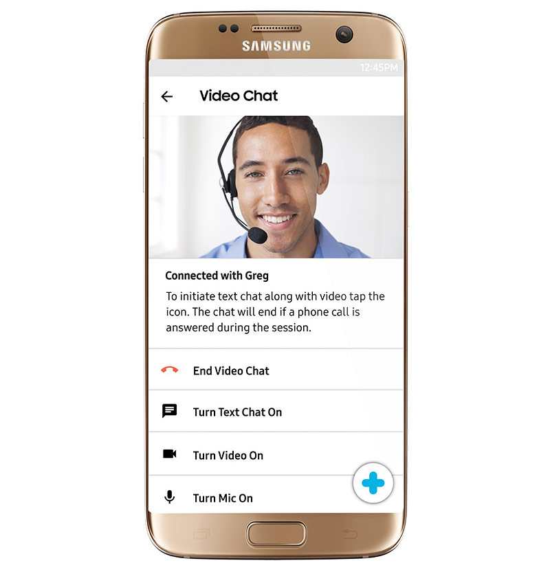 Samsung can remote control the Galaxy S7, Galaxy S7 edge
