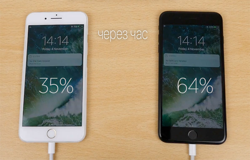 Life hack: how to charge your iPhone twice as fast