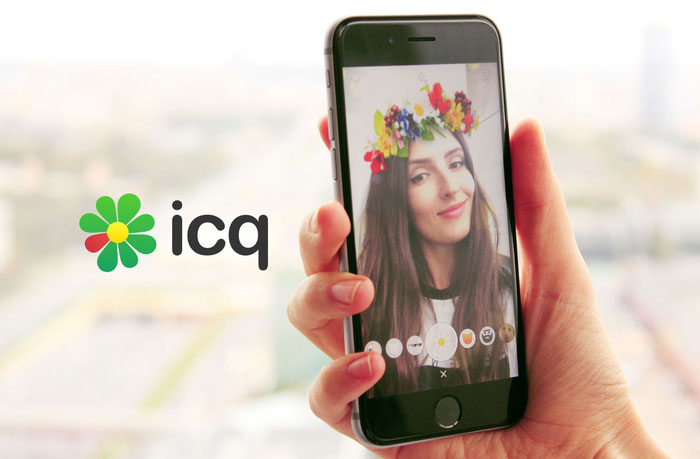 The new version of ICQ support CallKit in iOS 10