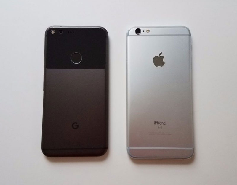 Fan iPhone called 8 reasons why he decided to switch to Google Pixel