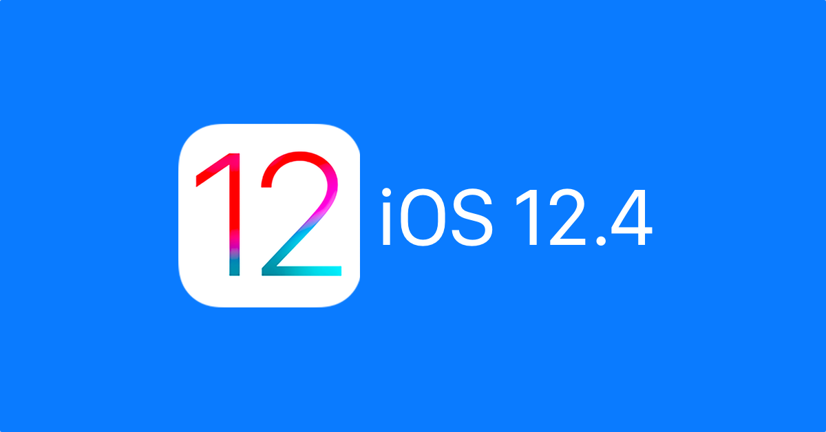 Proved: iOS 12.4 improves battery life