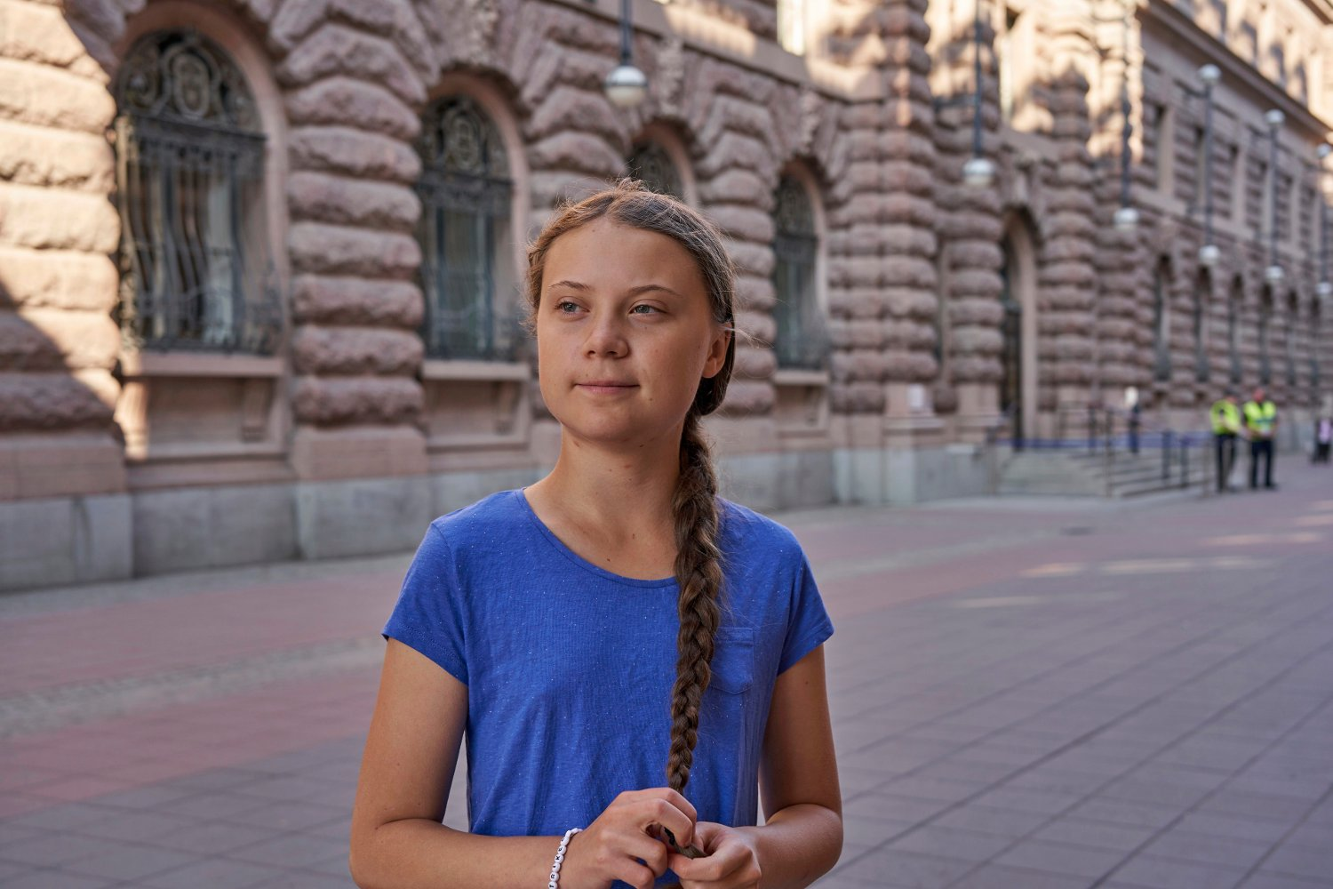 Greta Tunberg is the new leader in the global eco-movement. Why is everyone talking about her?