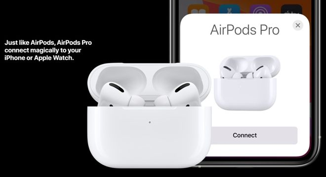 Meet AirPods Pro with noise reduction for 20,990 rubles