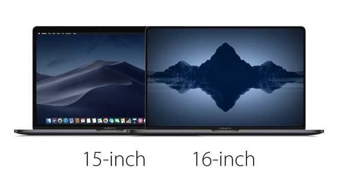 Shipments of 16-inch MacBook will begin this quarter