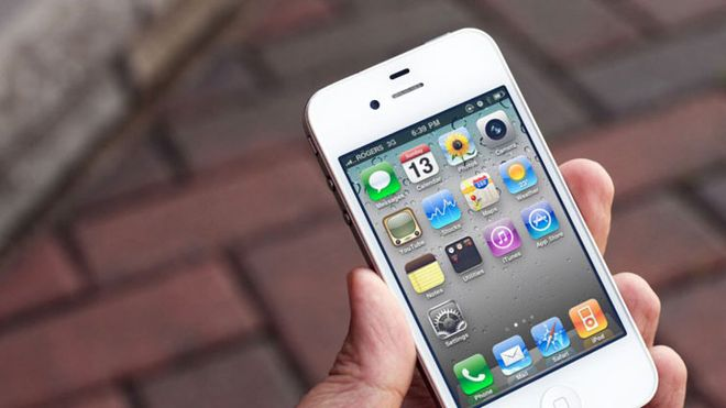 iPhone 4 called the gadget of the decade