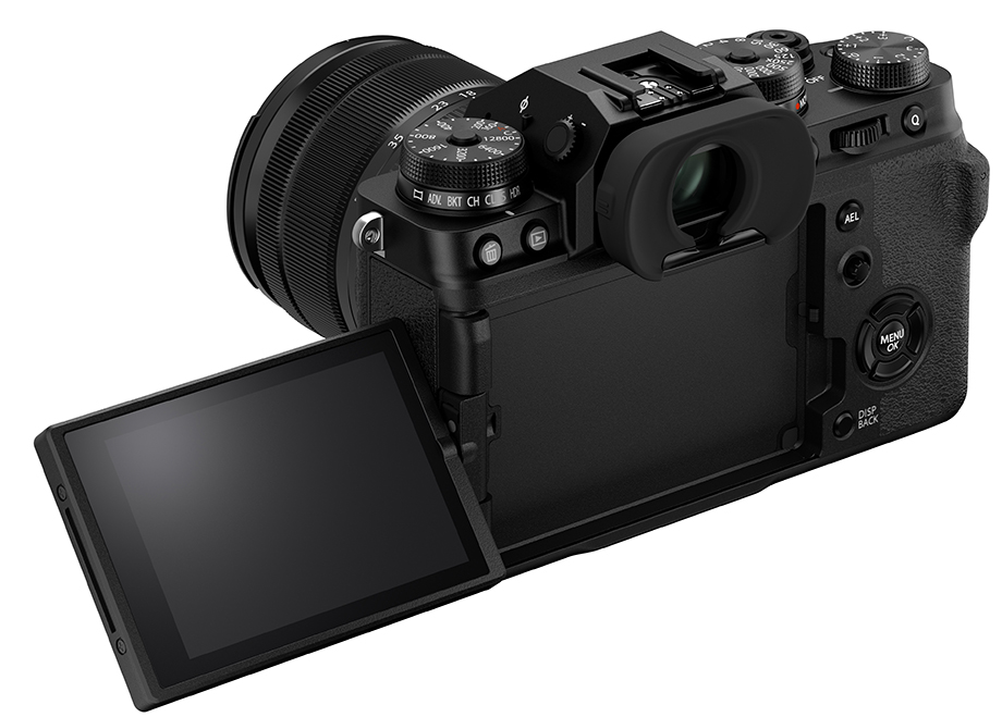 Thing of the day: Fujifilm revealed X-T4 with matrix stabilization and HDR