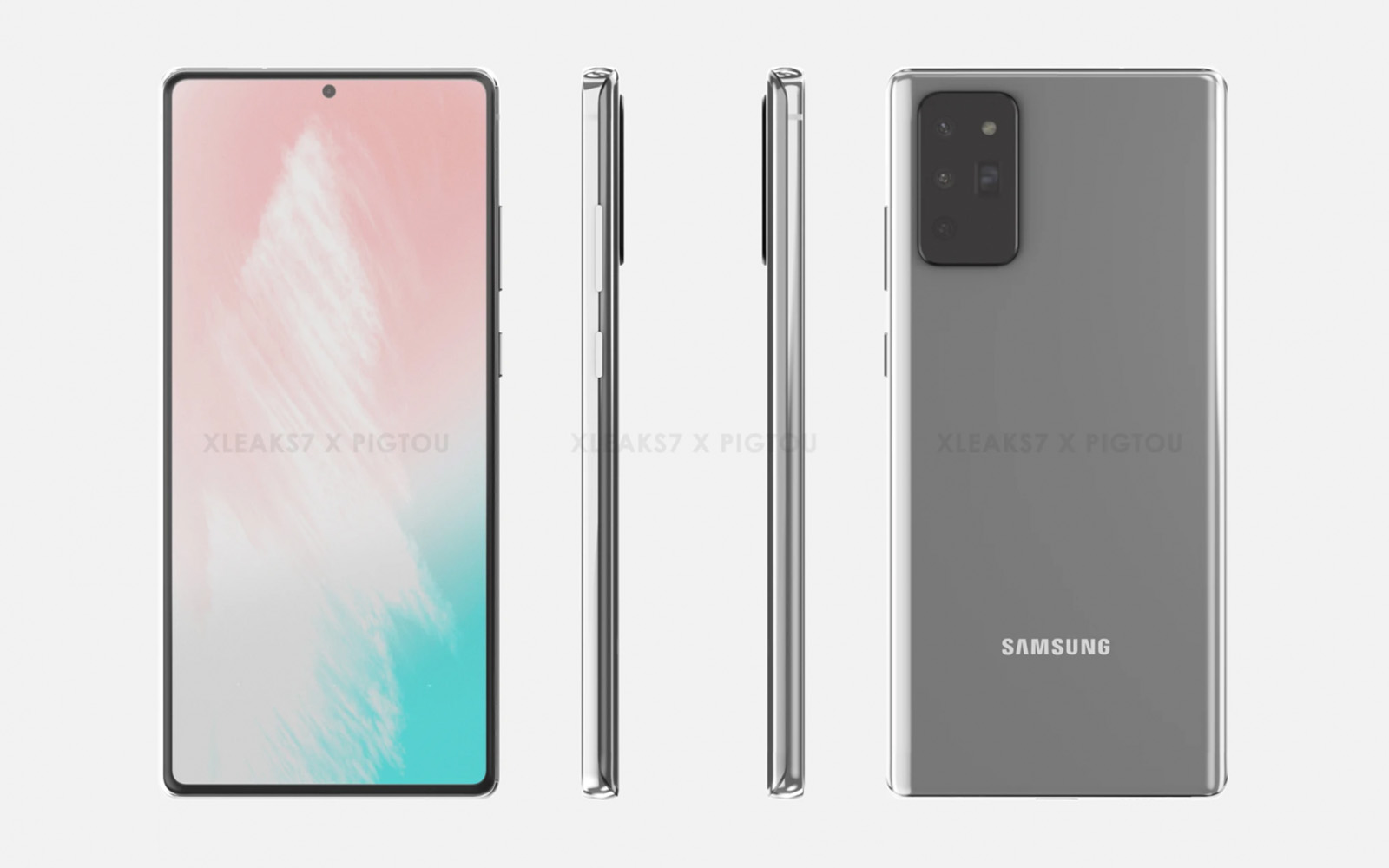 Samsung Galaxy Note20: design, specifications and release date