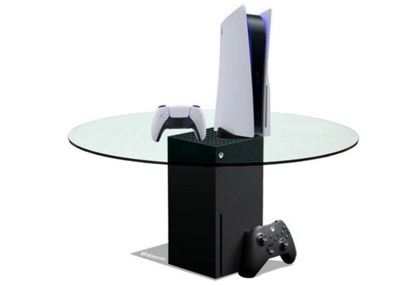 Internet met joking Sony PlayStation 5. We collected the best